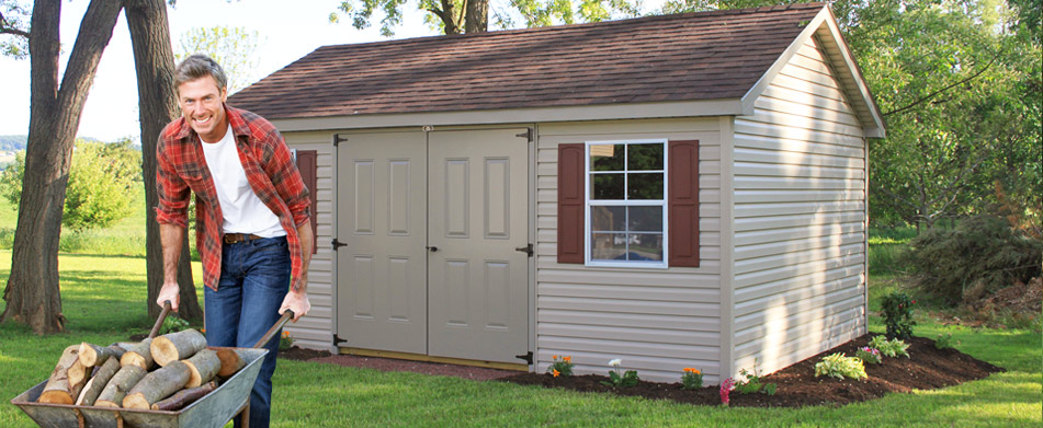 Storage Sheds In Lancaster, PA