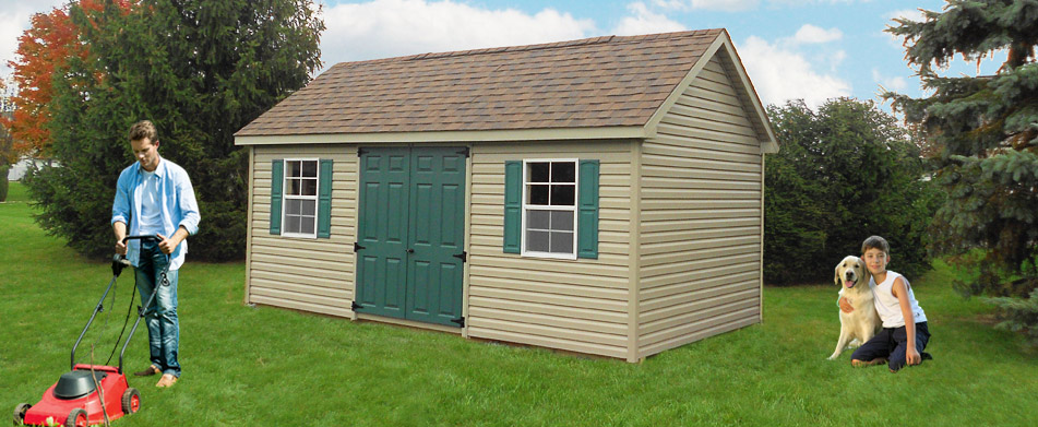 In-Stock Album | Page 1 | Lancaster Garden Sheds