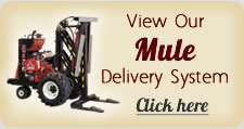 Mule Shed Delivery in PA & Maryland